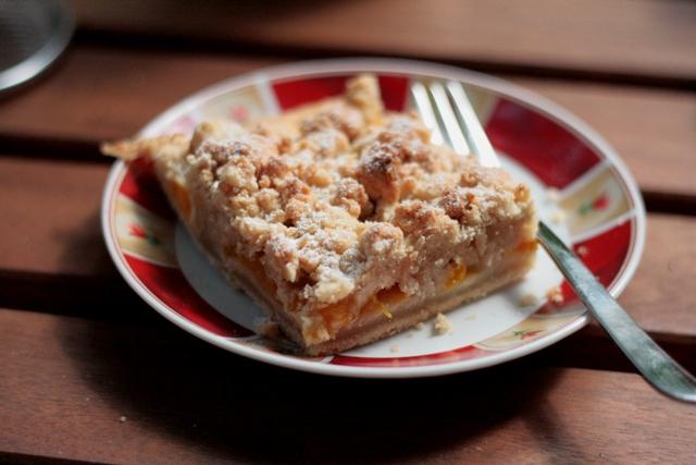 Mirabellen-Blechkuchen
