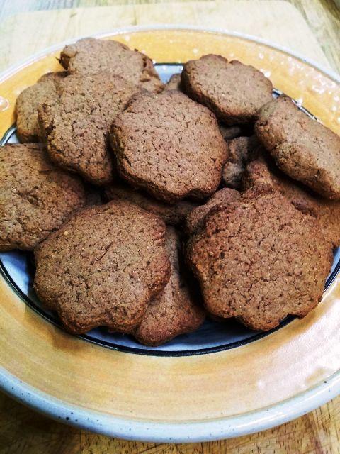 Reis erdmandel kekse rezept